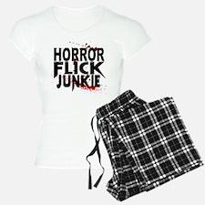 Horror Flick Junkie Pajamas