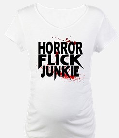 Horror Flick Junkie Shirt