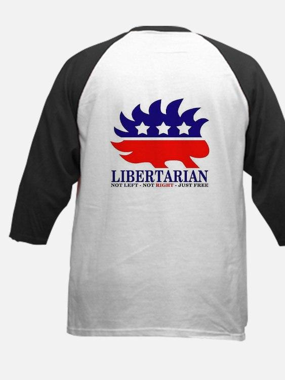 Yolo Libertarian Baseball Jersey