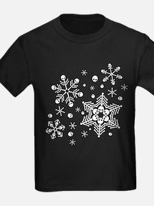 Skull Snowflakes T