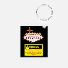Las Vegas Warning Disclosure Keychains