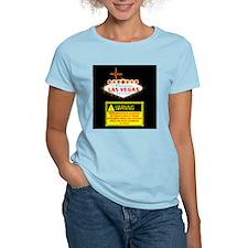 Las Vegas Warning Disclosure T-Shirt