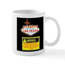 Las Vegas Warning Disclosure Mug
