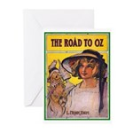 Road to Oz Greeting Cards (Pk of 10)