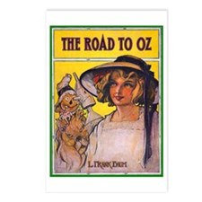 Road to Oz Postcards (Package of 8)