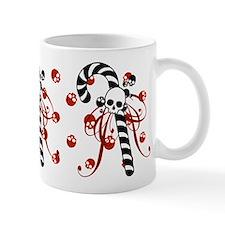 Skull Candy Cane Mug