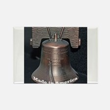 Bell Made in America Rectangle Magnet