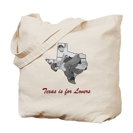 Texas is For Lovers Tote Bag