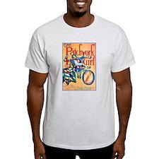 Patchwork Girl of Oz Ash Grey T-Shirt