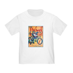 Patchwork Girl of Oz T