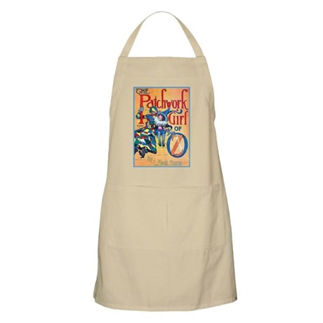 Patchwork Girl of Oz BBQ Apron