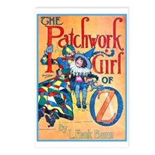 Patchwork Girl of Oz Postcards (Package of 8)