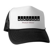 Funny Ct Trucker Hat