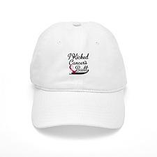 I Kicked Throat Cancers Butt Shirts Baseball Cap
