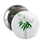 White Lillies Button