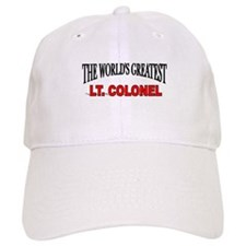 """The World's Greatest Lt. Colonel"" Baseball Cap"