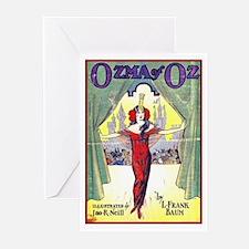 Ozma of Oz Greeting Cards (Pk of 10)