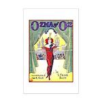 Ozma of Oz Mini Poster Print