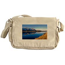 Lough Inagh Valley, Ireland Messenger Bag