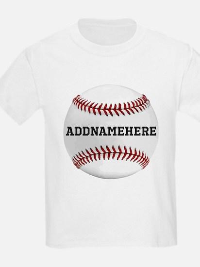 Baseball t shirts shirts tees custom baseball clothing for Custom baseball tee shirts