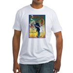 Magic of Oz Fitted T-Shirt
