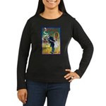 Magic of Oz Women's Long Sleeve Dark T-Shirt
