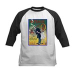 Magic of Oz Kids Baseball Jersey
