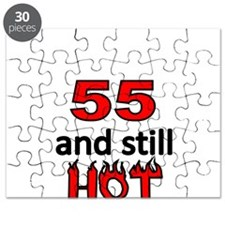 55 and still HOT Puzzle