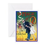 Magic of Oz Greeting Cards (Pk of 10)