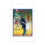Magic of Oz Mini Poster Print