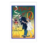 Magic of Oz Postcards (Package of 8)