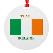 Tuam Ireland Ornament