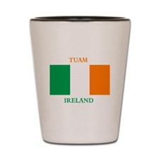 Tuam Ireland Shot Glass