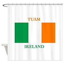 Tuam Ireland Shower Curtain