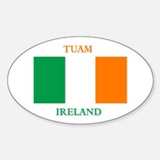 Tuam Ireland Decal