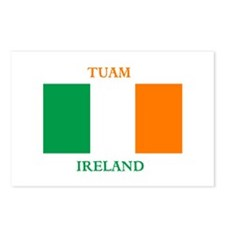 Tuam Ireland Postcards (Package of 8)