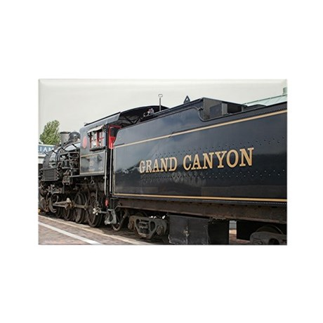 Grand Canyon Railway, Williams, Arizona, USA 3 Rec