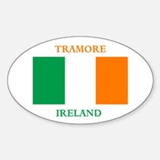 Tramore Ireland Sticker (Oval)