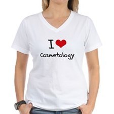 I Love COSMETOLOGY T-Shirt