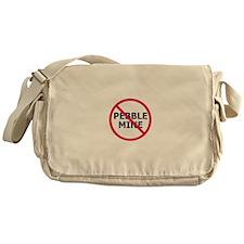 NoPebbleMine Messenger Bag