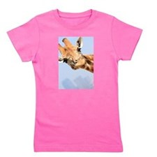 Giraffe Girl's Tee