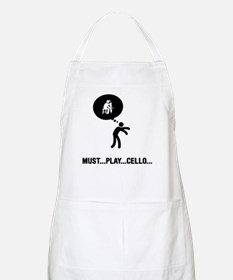 Cello Player Apron