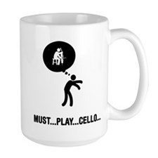 Cello Player Mug