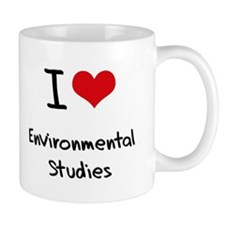 I Love ENVIRONMENTAL STUDIES Mug