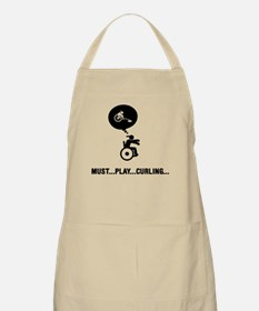 Wheelchair Curling Apron