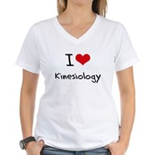 I Love KINESIOLOGY T-Shirt