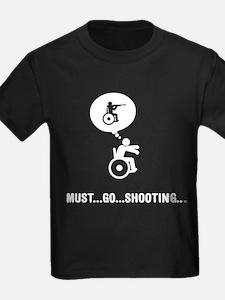 Wheelchair Shooting T
