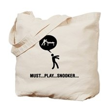 Snooker Tote Bag