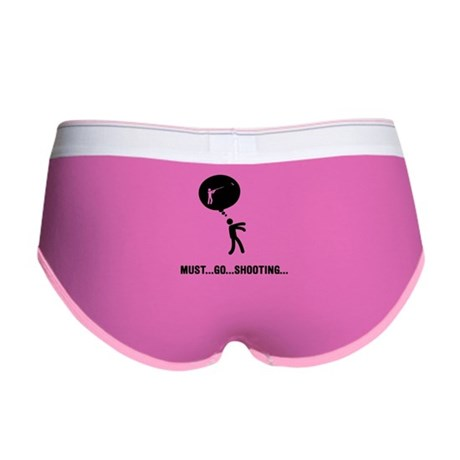 Skeet Shooting Women's Boy Brief