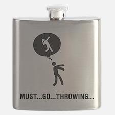 Shot Put Flask